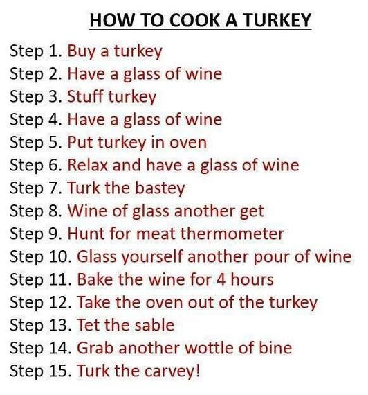 Thanksgiving/Christmas funny