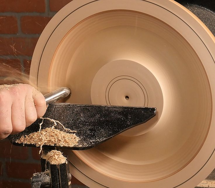 Article: Turning a Nut Cracker Bowl   Woodturning Inspiration from Craft Supplies USA --- A nut cracker bowl is a great way to conveniently serve all kinds of nuts, plus it's fun to turn and a great way to show off a piece of wood. #woodturning #woodturnerscatalog