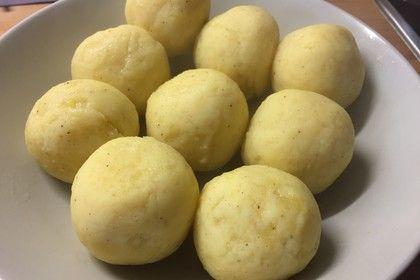 Surina's seidene Kartoffelklöße aus gekochten Kartoffeln 1