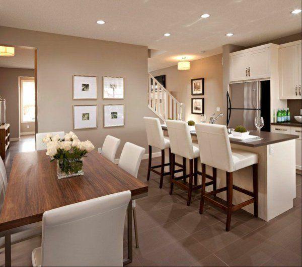 die 25+ besten ideen zu küche beige auf pinterest | beige küche ... - Wohnzimmer Farben Beige