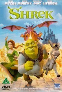 """The Shrek movies will always be the best """"kid"""" movies. My kids will have them memorized, just like I do."""