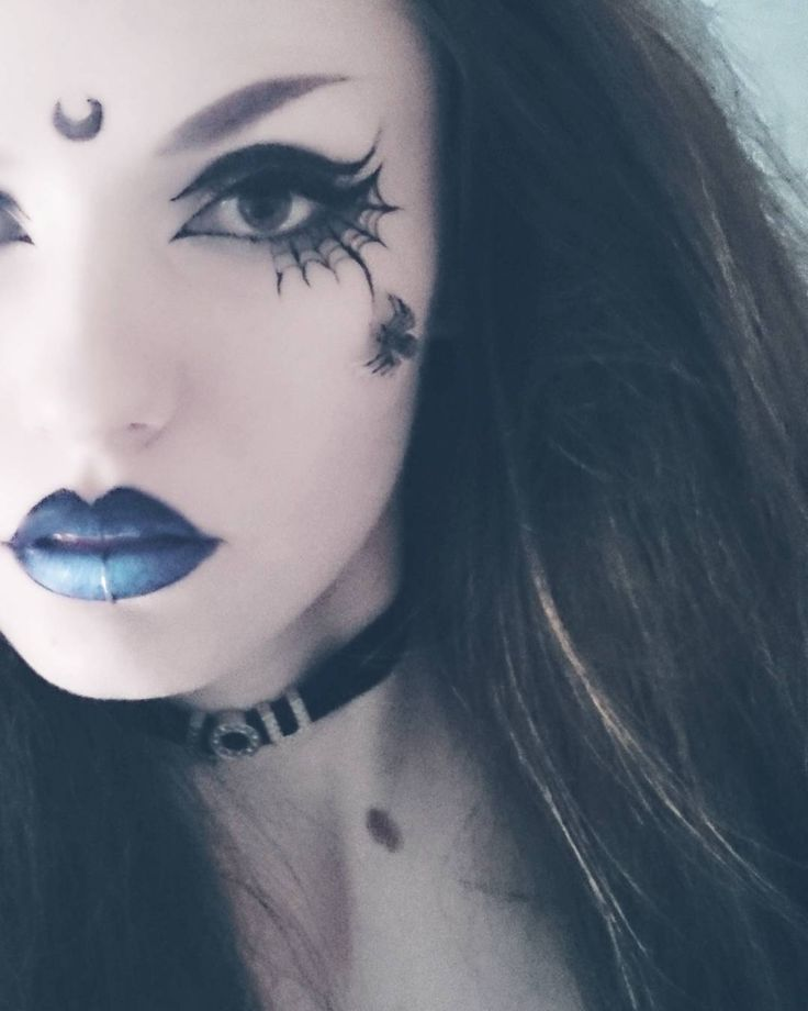Best 25+ Pretty witch makeup ideas on Pinterest | Witch makeup ...