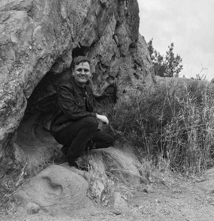 Author Lorin Morgan-Richards