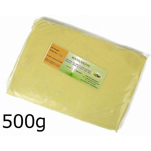 シアバター オーガニック 500g