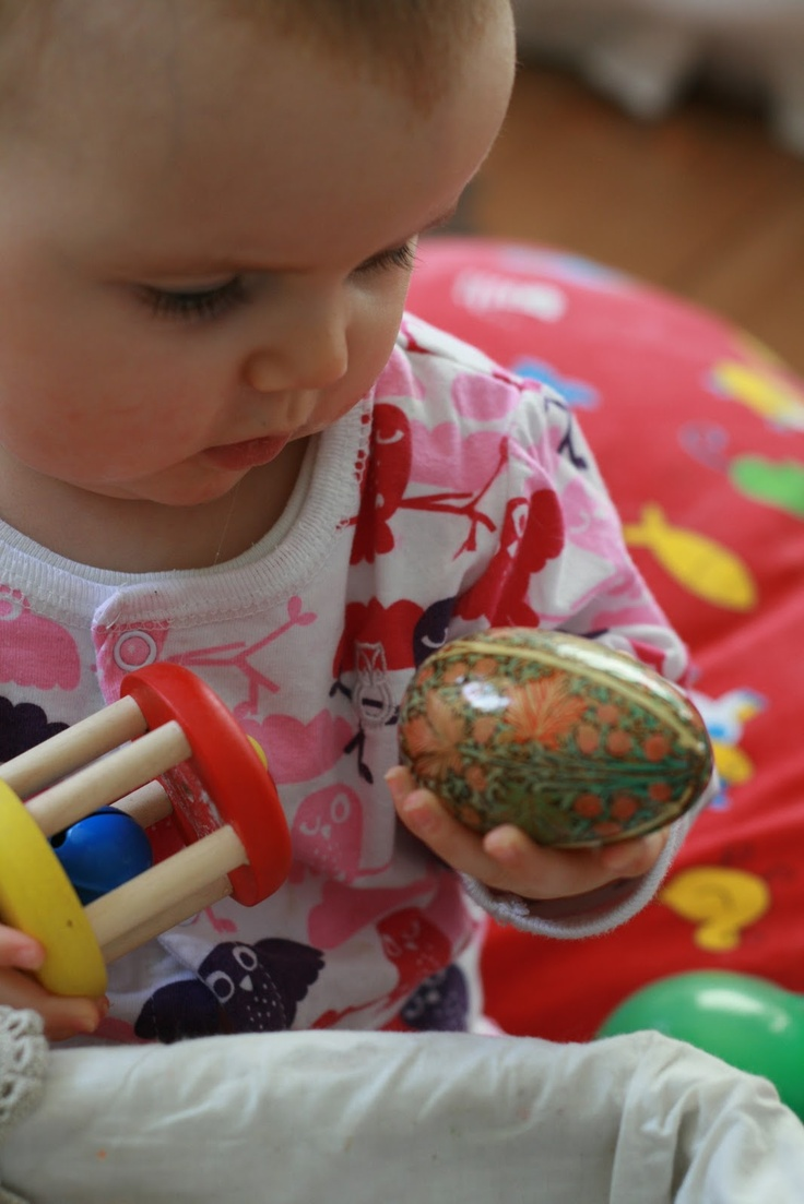 The Imagination Tree: Heuristic Play- Treasure Baskets
