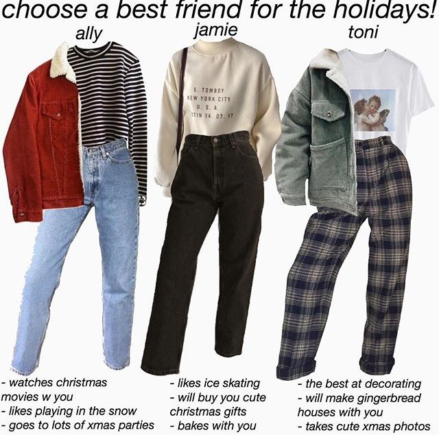 Striped long sleeve Mom jeans