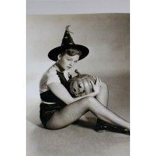 Halloween heks - foto C