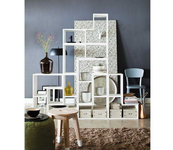 Kast als roomdivider | Closet as roomdivider | Woood