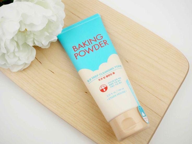 Etude House Baking Powder B.B Deep Cleansing Foam