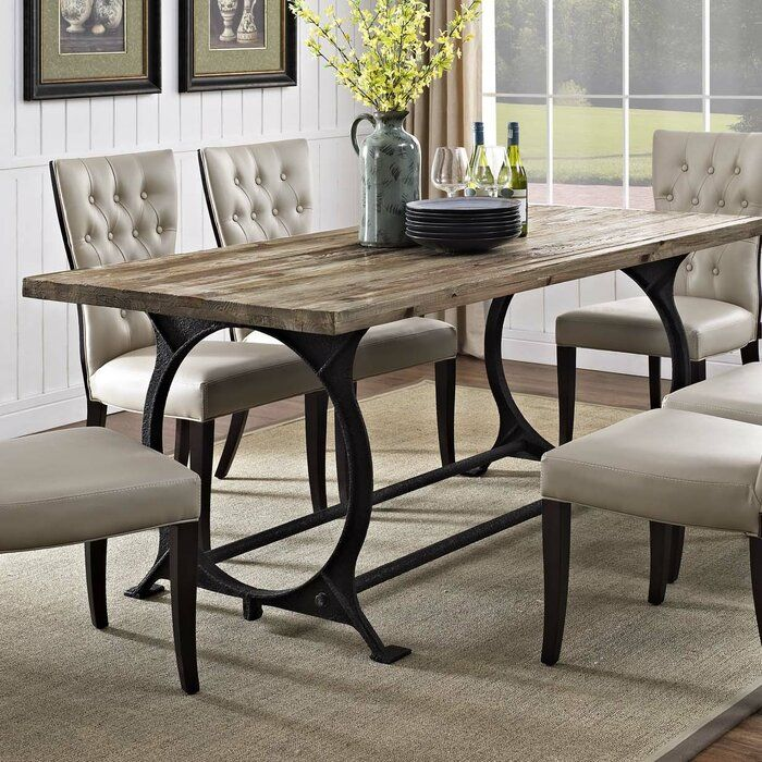 Trent Austin Design Wilmette Dining Table Wayfair Dining Table In Kitchen Dining Dining Room Decor