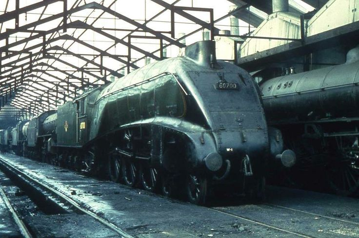 W1 (60700) 1950's Doncaster works