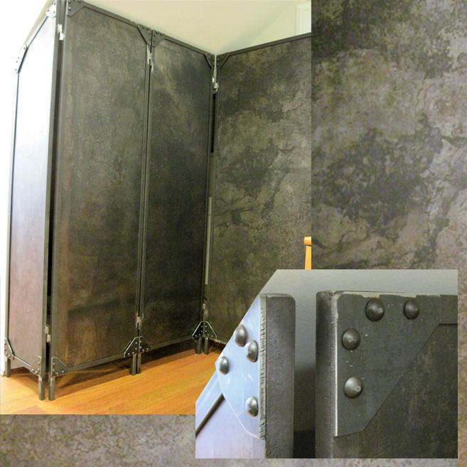 les 190 meilleures images propos de idees meubles industriels sur pinterest industriel. Black Bedroom Furniture Sets. Home Design Ideas