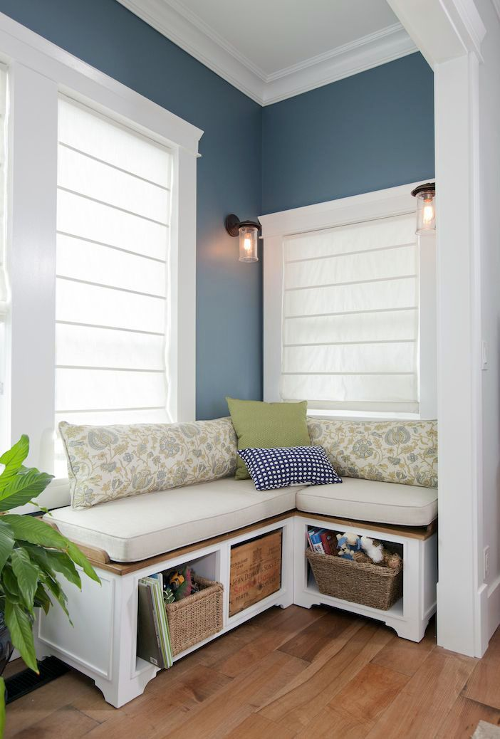 Remarkable Window Bench Decorating Ideas Shows And Experts Corner Window Seats Corner Bench Seating Corner Window