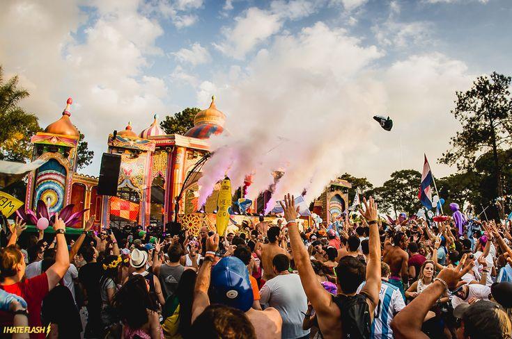 Tomorrowland Brasil '15