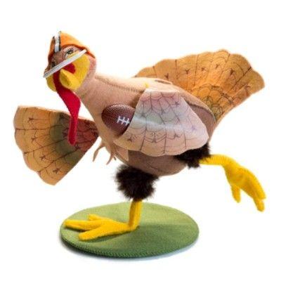 """Touchdown Turkey - 10"""""""