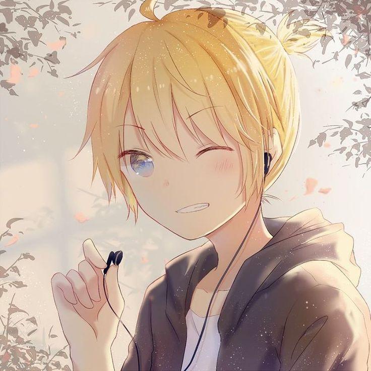 Len Kagamine. Vocaloid