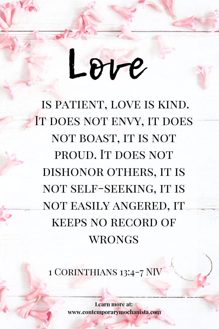 What does the Bible Teach about Love?This post we will learn the truth about wha…