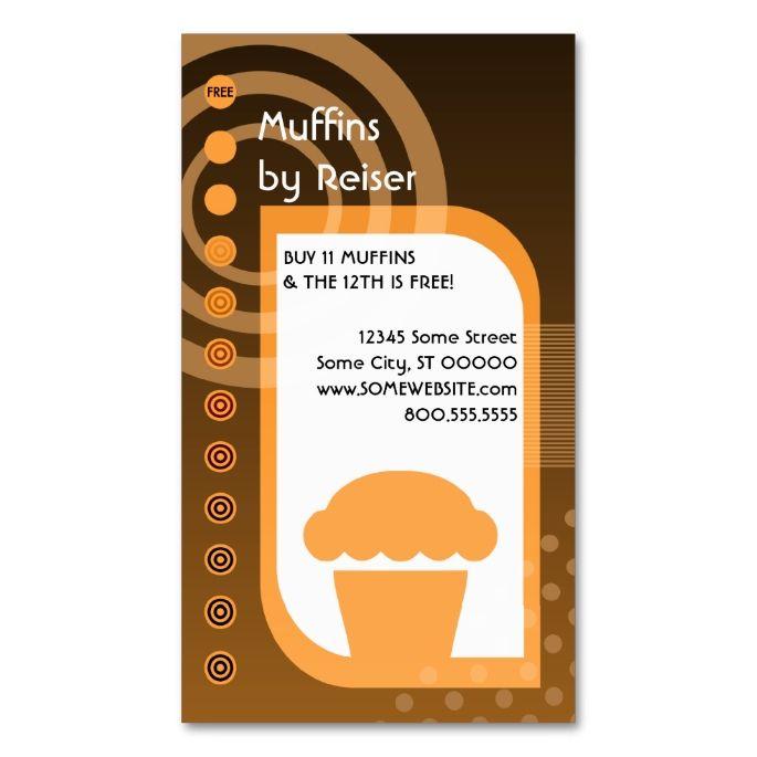 customer loyalty punch card template