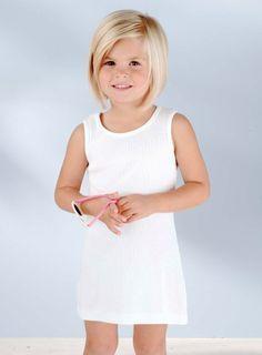 70 Terrific & Simply Cute Haircuts for Little Girls