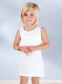 70 Terrific & Simply Cute Haircuts for Little Girls