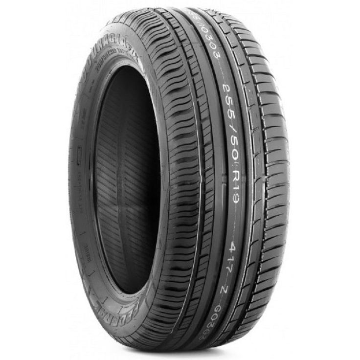 Federal Couragia FX Performance Tire - 275/55R19 111V