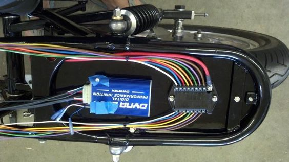 Wiring Diagram Moto Guzzi California On Bobber Wiring Diagram