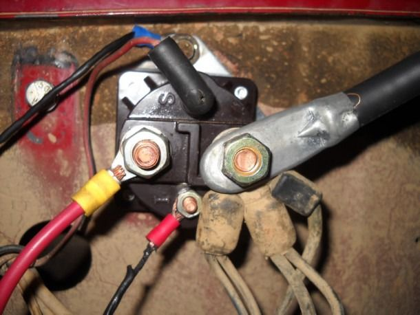 Ford F150 Starter Solenoid Wiring Diagram Ford F150 F150 Ford