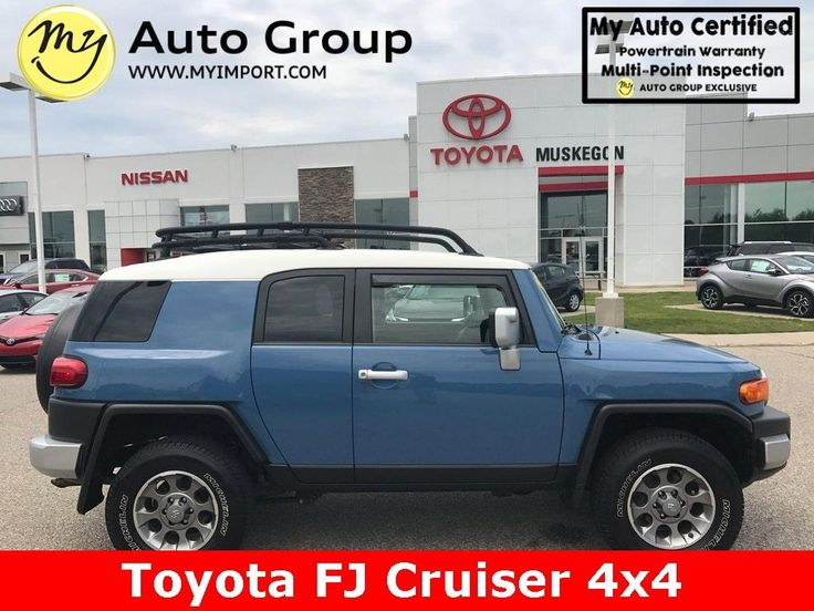 Used 2012 Toyota FJ Cruiser For Sale