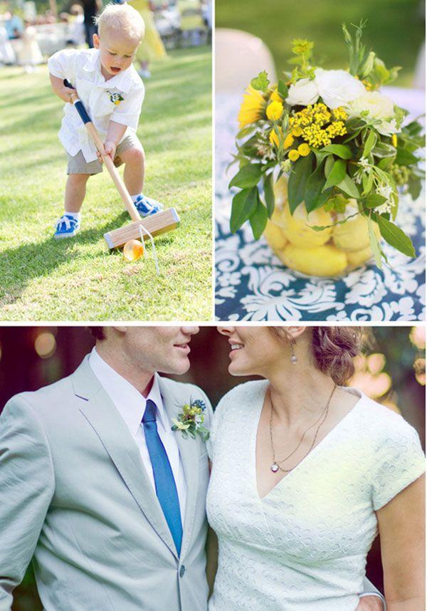 Les 25 meilleures id es de la cat gorie mariages jaune for Robes de demoiselle d honneur pour mariage en plein air
