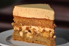 Очень вкусный торт, особенно понравится кофеманам))) Оригинал взять здесь спасибо Кате! По словам автотра Генуэзский бисквит с кофе 260 г  яиц 135 г  сахара 100 г…