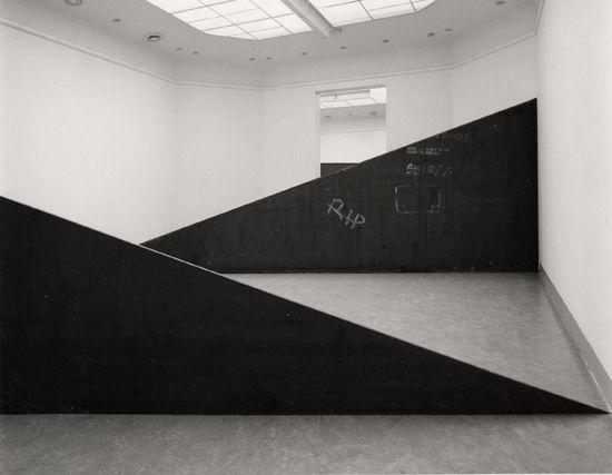 Richard Serra | Siamese, 1988