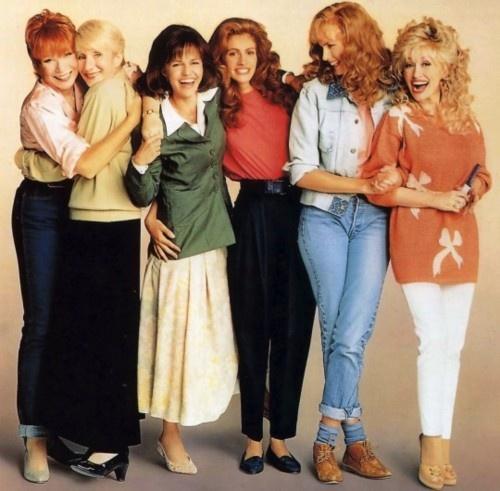 Cast, Steel Magnolias [1989]