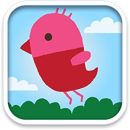 Sago Sago - Apps for Toddlers and Preschoolers. Forest Flyer... Fly robin around the forest to find lots of fun little interactions and activities. Very cute, very easy. Tijs loves this one.
