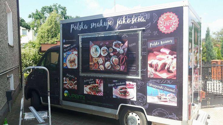 food truck się robi, my tupiemy stopkami z niecierpliwoscia!:))
