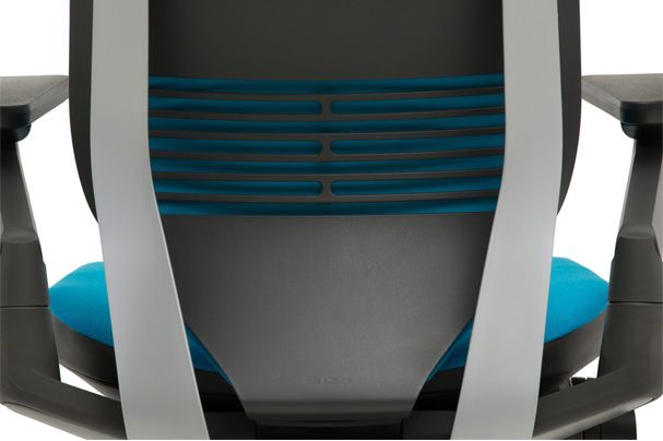 Gesture by Steelcase. Office chair made to adapt to today's technology. #officechair