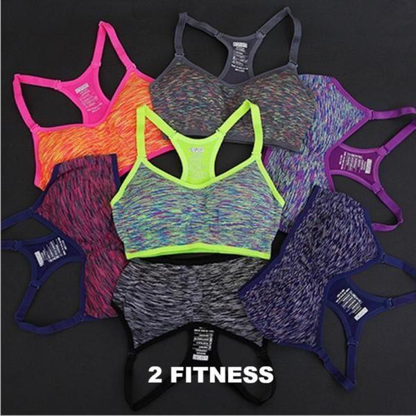 Women Bra For Fitness Yoga Sports  Running Gym