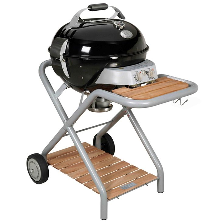 BUNNINGS Outdoorchef Ascona Gas Kettle BBQ