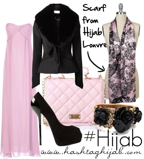 Hashtag Hijab Outfit #261