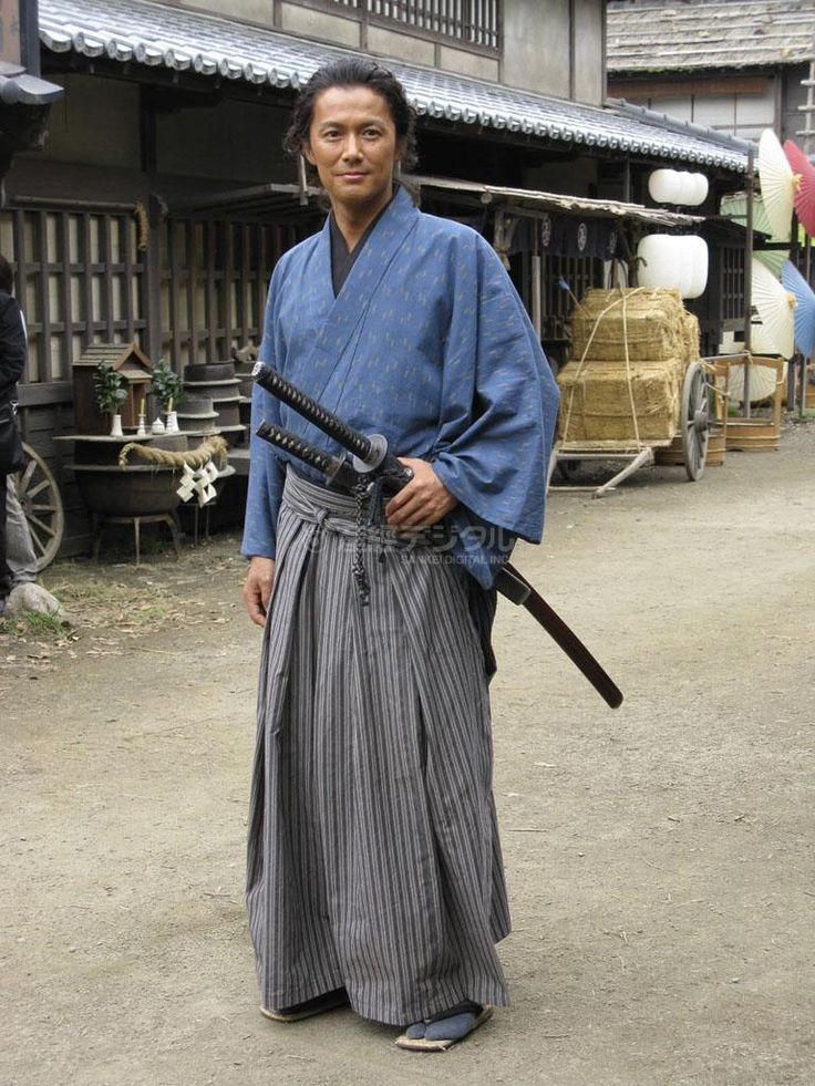 Fukuyama Masaharu is doing an amazing job in the role of Sakamoto Ryoma - an outstanding Japanese drama I'm watching now on DramaFever. Recommend it! -Lily