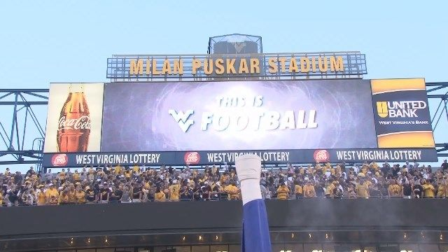 MUSIC VIDEO: Mountaineers Dominate Georgia Southern - WVU Football, WVU Basketball, News - Mountaineer Sports