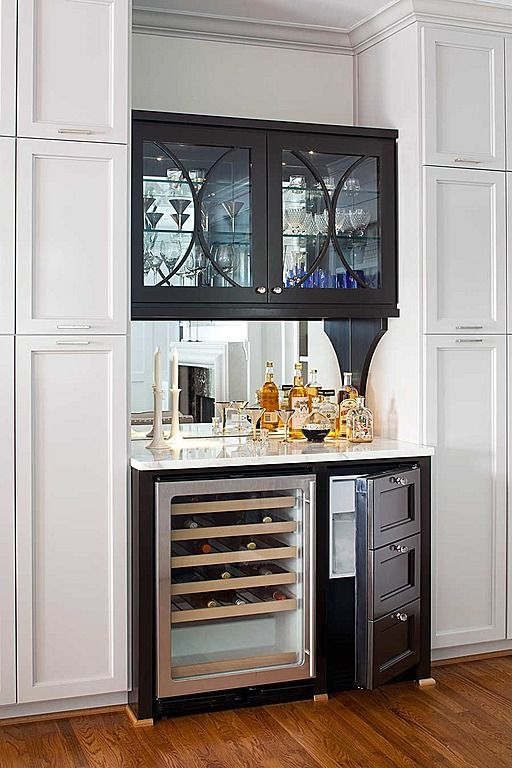 S Glass Ornate Glass Cabinet Bar