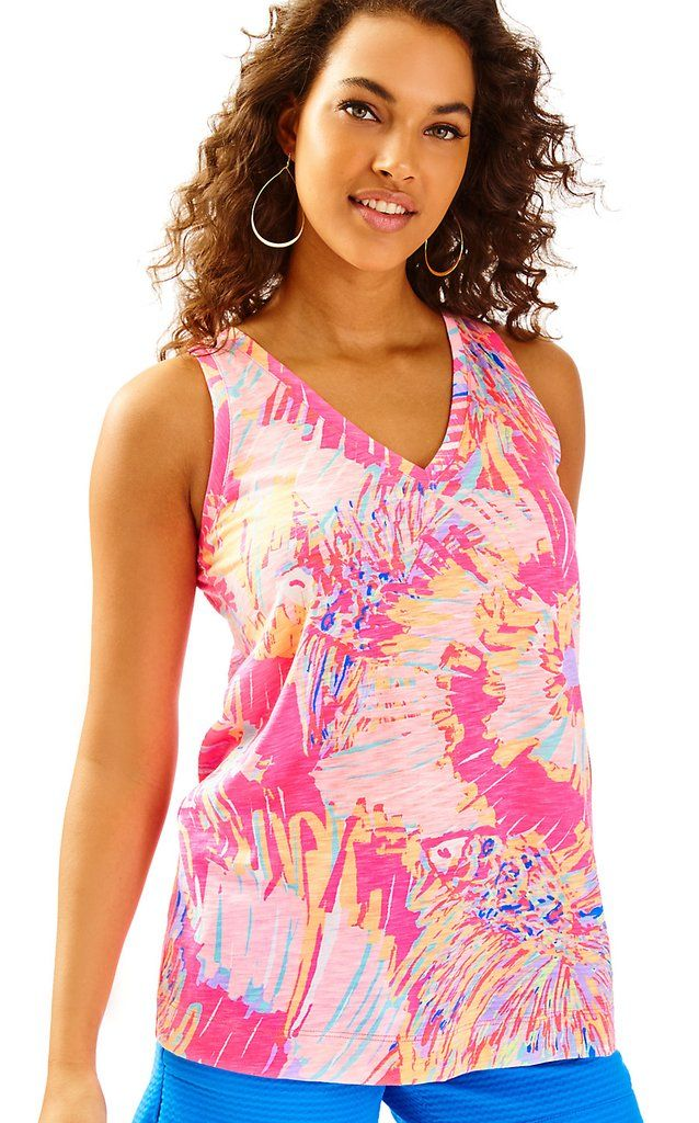 Jaylynne Top - Lilly Pulitzer