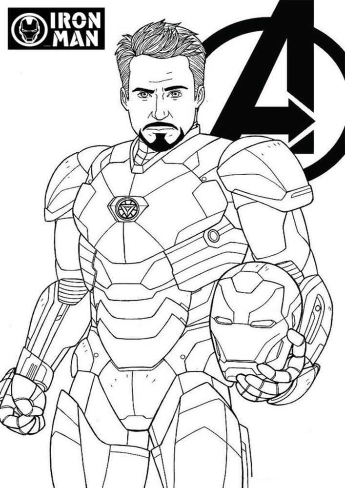 8724788bb59eb6ae6e89a84417ec1963 » Evil Ironman Coloring Pages