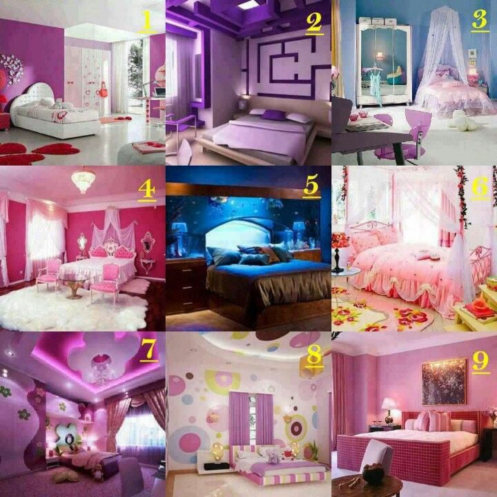34 best Girly rooms images on Pinterest Home Bedroom ideas and