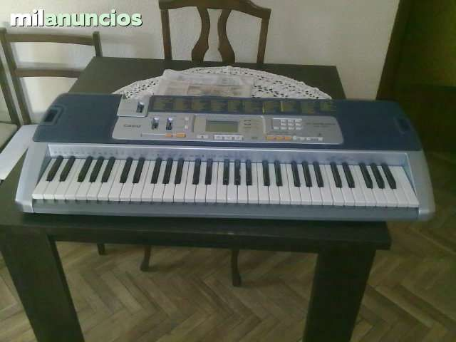 PIANO CASIO - 65$ Madrid