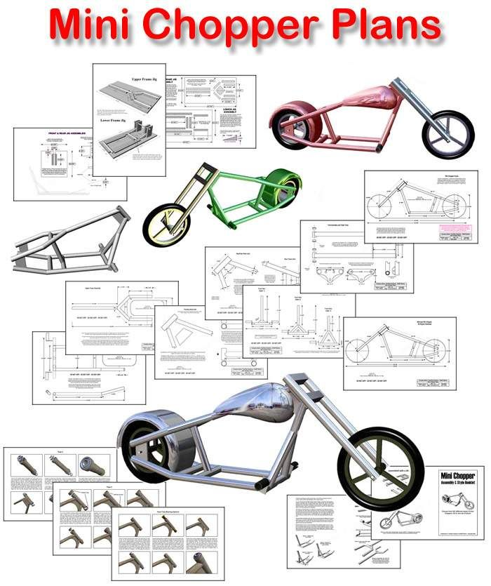 chopper frame plans free | damnxgood com
