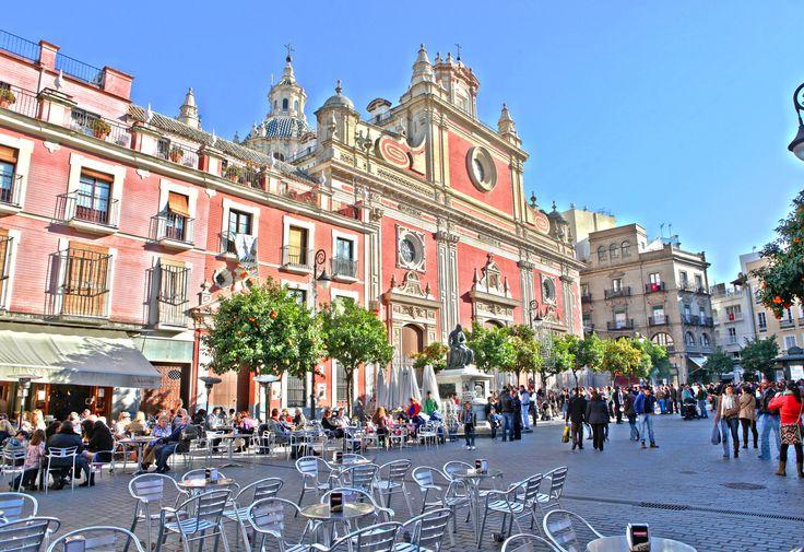 Plaza del Divino Salvador