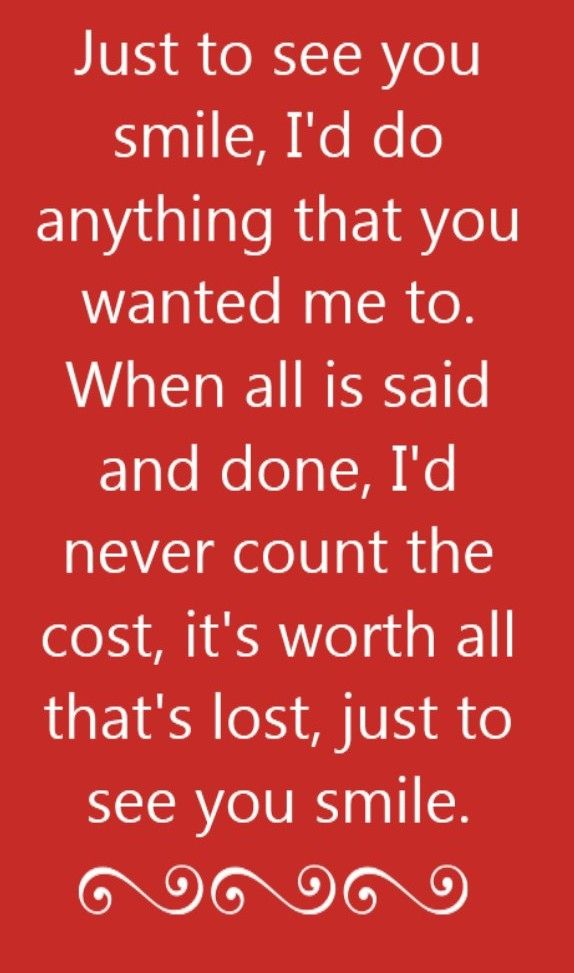 Tim McGraw - Just To See You Smile - song lyrics, song quotes, songs, music lyrics, music quotes,
