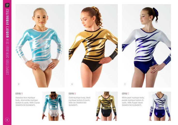 Sylvia P - Gymnastics Leotards, Cheerleading Uniform and Athletic Wear