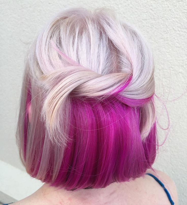 + ideas about Underneath Hair Colors on Pinterest | Dark Highlights ...